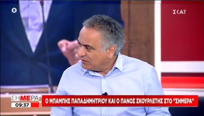 Σημεία από τη συνέντευξη στην εκπομπή «ΣΗΜΕΡΑ» | ΣΚΑΪ TV 8/7/2020