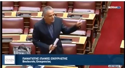 «Νίπτει τας χείρας» του ο υπουργός Εσωτερικών για τα πεταμένα εκατομμύρια του «Μεγάλου Περίπατου»