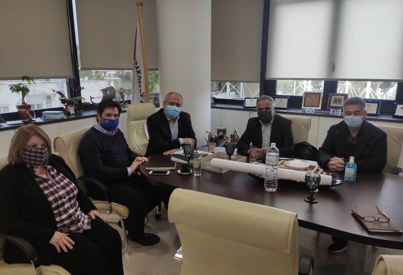 Το Κτήμα Φιξ να γίνει ένας ελεύθερα προσβάσιμος δημόσιος χώρος για τους κατοίκους του Ηρακλείου και της ευρύτερης περιοχής